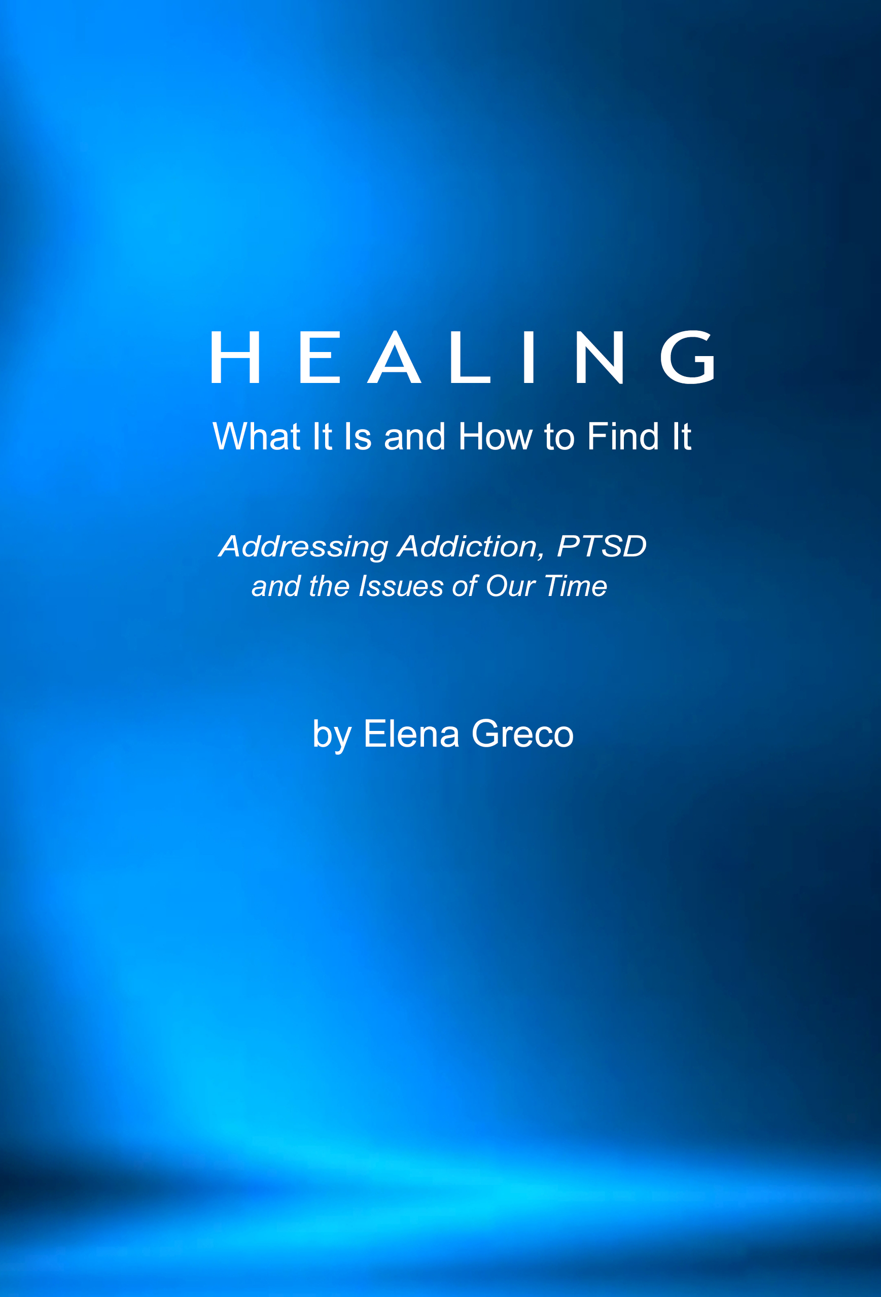 Healing (for book)