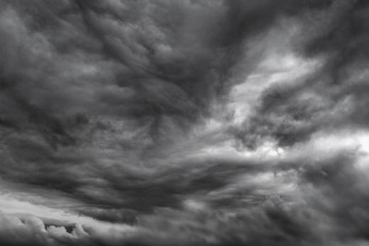 Ominousstormclouds