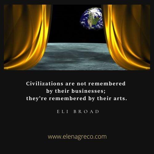 Quote-Eli Broad