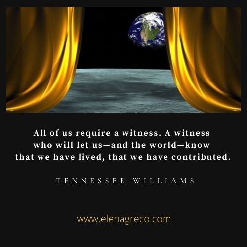 Quote-Tennessee Williams