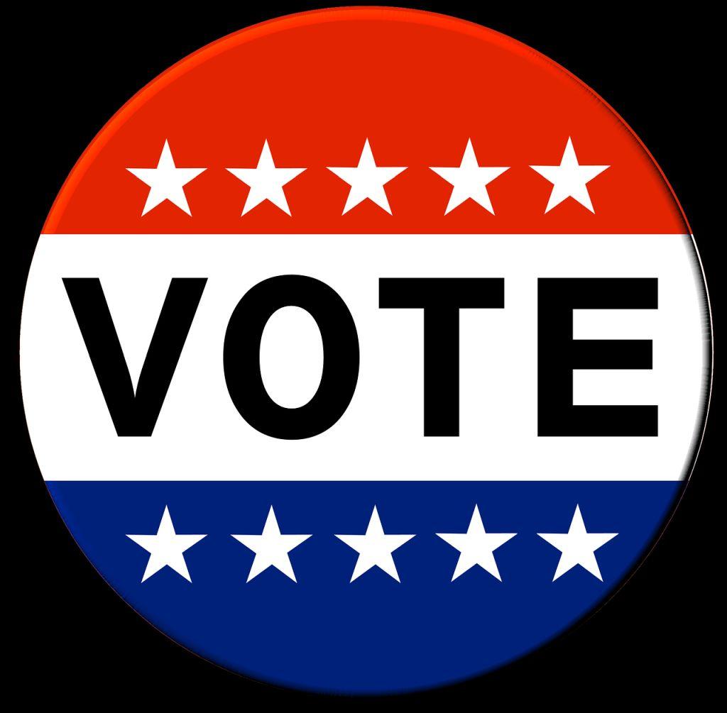 vote tricolor